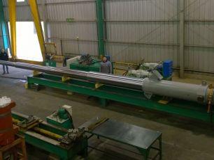 NABORS nos ha confiado la reparación integral de Cilindros Hidráulicos Telescópicos de equipos de perforación